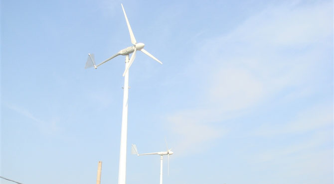 1kw wind generator manufacture