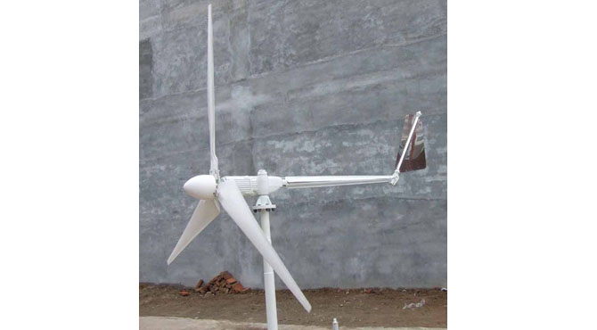 ECO-300W small wind turbine generator
