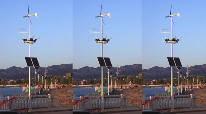solar wind hybrid system manufacturer