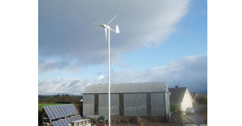 Small Wind Turbine Manufacturers, Suneco Wind Turbines Group